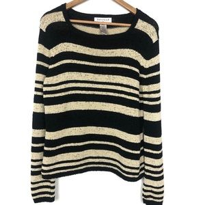 Sáciales For Nordstrom Striped pullover sweater